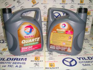 TOTAL QUARTZ 9000 FUTURE NFC 5W30 7LT